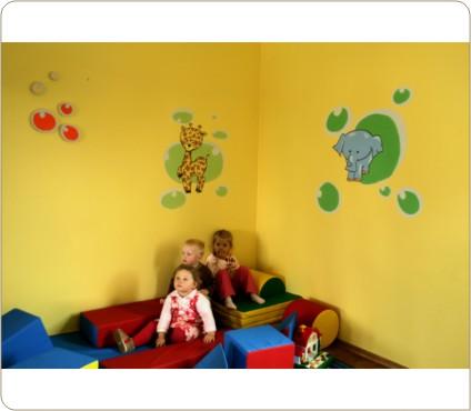 wnętrze przedszkola Szczecin Mierzyn #2